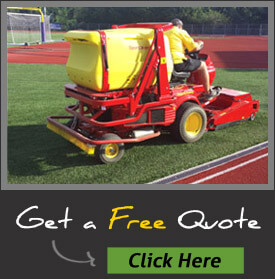 Get a free synthetic turf quote call to action button