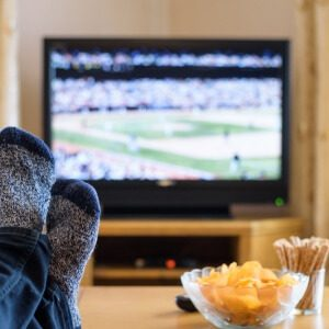 Build the perfect man cave with a veriaty of entertainment options