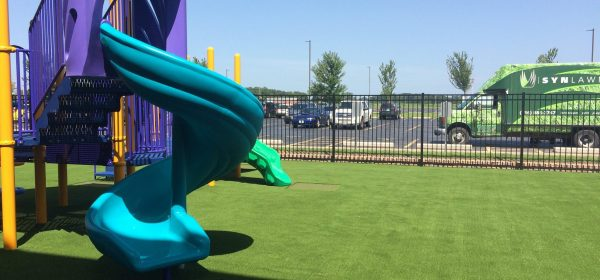 5 Reasons Why Artificial Grass is the Best Surface for Your Playground