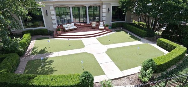 What Does Maintenance of Synthetic Grass Look Like?